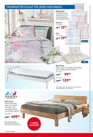 Aktueller Matratzen Concord Prospekt, Aktuelle Angebote!, Seite 4