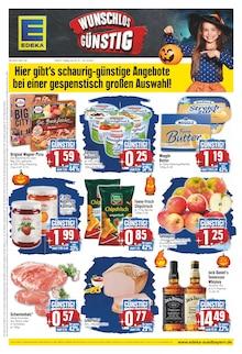 EDEKA Prospekt für Eggenfelden: WUNSCHLOS GÜNSTIG, 20 Seiten, 24.10.2021 - 30.10.2021