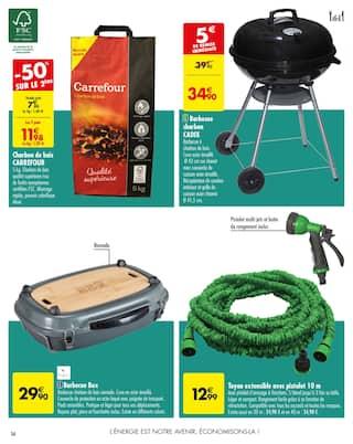 Catalogue Carrefour en cours, Maintenant et moins cher !, Page 34