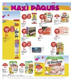 Catalogue Géant Casino en cours, Maxi Pâques, Page 10