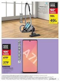 Catalogue Carrefour en cours, Résolument engagés pour votre budget, Page 5
