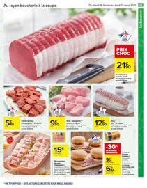 Catalogue Carrefour en cours, Carte blanche à vos envies, Page 27