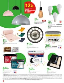 Catalogue Mr Bricolage en cours, 40 ans de petits prix et d'économies !, Page 4