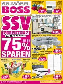 SB Möbel Boss, BESTE PREISE FÜR ALLE! für Oranienburg