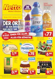 Aktueller Netto Marken-Discount Prospekt, DER ORT, AN DEM ANGEBOTE ECHT DUFTE SIND., Seite 1
