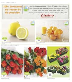 Catalogue Géant Casino en cours, Les B!G jours, Page 27