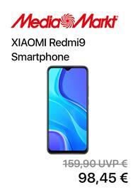 Aktueller MediaMarkt Prospekt, XIAOMI Smartphone, Seite 1