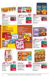 Catalogue Supermarchés Match en cours, Prix tapés, Page 26