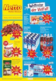 Netto Marken-Discount, WELTREISE DER VIELFALT für Ismaning