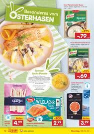 Aktueller Netto Marken-Discount Prospekt, Du willst ein leckeres Osterfest? Dann geh doch zu Netto!, Seite 12