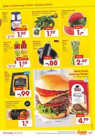 Aktueller Netto Marken-Discount Prospekt, Frühlingshafte Angebote, Seite 25