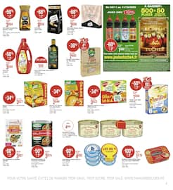 Catalogue Géant Casino en cours, Le mois Casinomania, Page 3