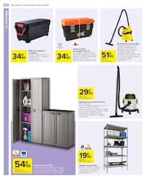 Catalogue Carrefour en cours, Maxi Format, Mini Prix, Page 84