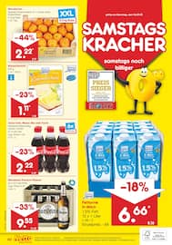 Aktueller Netto Marken-Discount Prospekt, EINER FÜR ALLES. ALLES FÜR GÜNSTIG., Seite 40