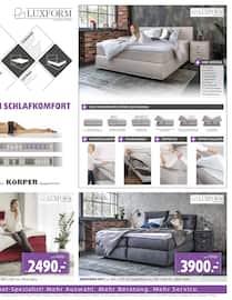 Aktueller Polstermöbel Fischer Prospekt, Exklusive Marken für Ihr Zuhause, Seite 7