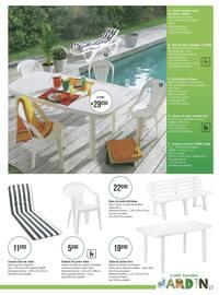 Catalogue Géant Casino en cours, Les belles inspirations Jardin, Page 23