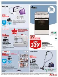 Catalogue Auchan en cours, Les 125 jours qui changent la vie, Page 79