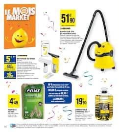 Catalogue Carrefour Market en cours, Le mois market, Page 48