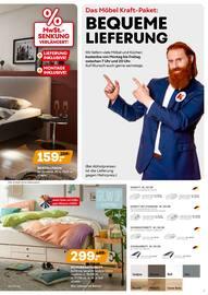 Aktueller Möbel Kraft Prospekt, NEUJAHRS-KRACHER!, Seite 7
