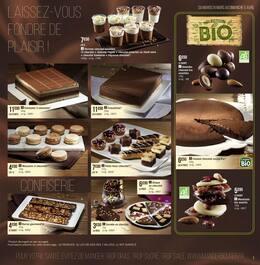 Catalogue Géant Casino en cours, Les semaines du chocolat, Page 7