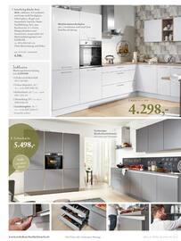 Aktueller WEKO-Küchenfachmarkt Prospekt, Es ist schon fast fertig!, Seite 6