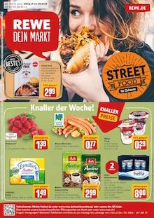 REWE, STREET FOOD FÜR ZUHAUSE für Hamburg