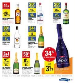 Catalogue Carrefour Market en cours, Le mois market, Page 23
