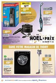 Catalogue Migros France en cours, Un avant-goût de fêtes, Page 4