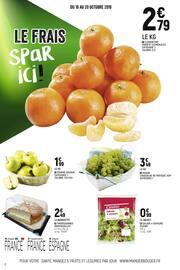 Catalogue Spar en cours, Le grand live des marques Spar ici !, Page 2