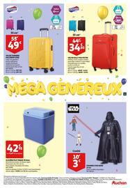 Catalogue Auchan en cours, Anniversaire mégagénéreux !, Page 12