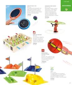 Catalogue Oxybul en cours, Catalogue plein air. Le plein d'énergie et de talents ! , Page 29