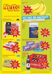 Netto Marken-Discount, BEI UNS IM ANGEBOT: BESTE SOMMERLAUNE für Michendorf
