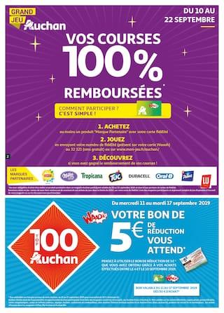 Catalogue Auchan en cours, Top 100 Auchan, Page 2
