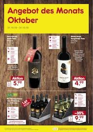 Aktueller Netto Marken-Discount Prospekt, Angebot des Monats Oktober, Seite 1