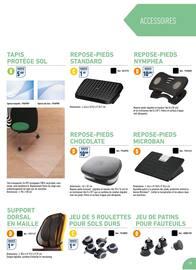 Catalogue Bureau Vallée en cours, Sièges de bureau , Page 19