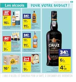 Catalogue Carrefour Market en cours, Résolument engagés pour votre budget, Page 37
