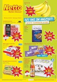 Aktueller Netto Marken-Discount Prospekt, Bei uns im Angebot: Beste Sommerlaune, Seite 1