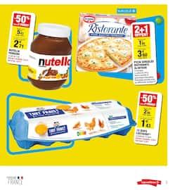 Catalogue Carrefour Market en cours, Les promos à croquer, Page 3