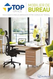 Catalogue Top Office en cours, Mobilier de bureau, Page 1
