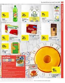 Catalogue Carrefour en cours, Olá Portugal, Page 7