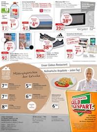 Aktueller Globus Prospekt, Mein Einkauf bei Globus, Seite 40