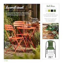 Catalogue Casa en cours, Collection de jardin 2019, Page 14