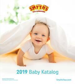Aktueller Smyths Toys Prospekt, 2019 Baby Katalog, Seite 1