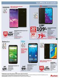 Catalogue Auchan en cours, 100 jours étonnants avant 2020, Page 41