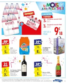Catalogue Carrefour en cours, Le mois juste pour moi, Page 35