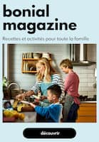 Catalogue Bonial en cours, Bonial Magazine, Page 1