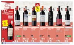 Catalogue Carrefour en cours, La seule foire aux vins notée par la revue du vin de France, Page 12