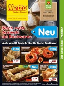 Netto Marken-Discount - Die neue Back-Tradition