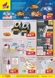 Aktueller Netto Marken-Discount Prospekt, DU WILLST NÄRRISCH GÜNSTIG EINKAUFEN? DANN GEH DOCH ZU NETTO!, Seite 28