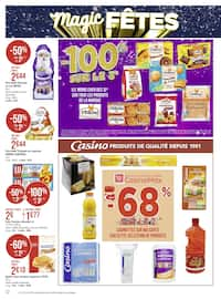 Catalogue Casino Supermarchés en cours, Le mois Casino magic, Page 12